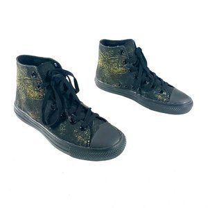 Yes We Vibe Sneaker Boots Dragonfly Sneaker Boots